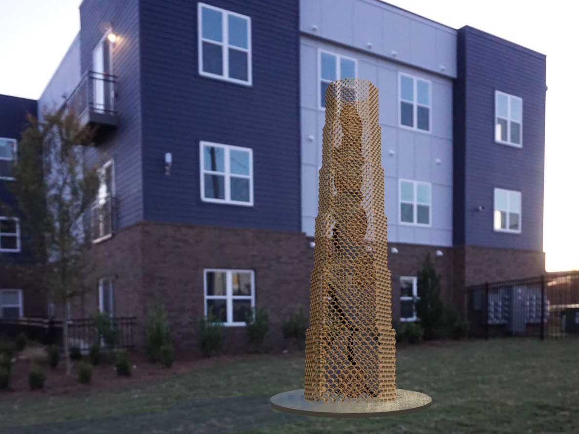 Larry Millard Design | Beacon Station Apartments | Finalist